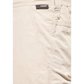 Maier Sports Main Bermuda-shortsit Miehet, feather gray